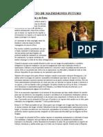 Proyecto de Matrimonio Futuro