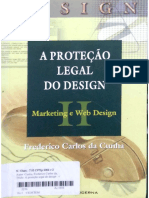 A Protecao Legal Do Design