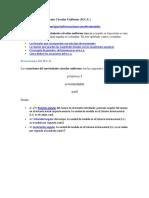 Ecuaciones Del Movimiento Circular Uniforme