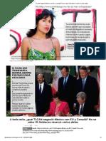 A Todo Esto, ¿Qué TLCAN Negoció México Con EU y Canadá_ No Se Sabe