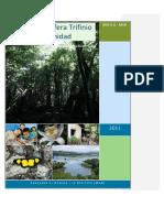 Ficha Reserva de Biosfera Trifinio Fraternidad El Salvador