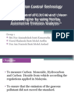 Air Pollution Control Technology Horiba Slide