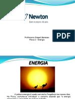 Aula Em PPT Energia - Transferências de Energia