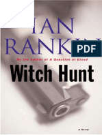 Ian Rankin - Witch Hunt (v4.0) (PDF)