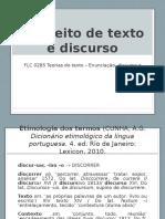 Texto Discurso