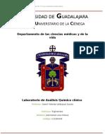 Practica Trigliceridos:Colesteron:HDL