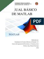 Manual Matlab Básico