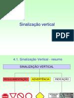 Sinalização Vertical - Transporte e Logística