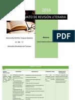 Revisión de Literaturas Individuales