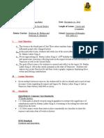 idt lesson plan 2