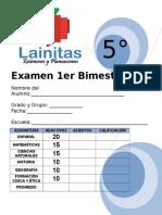 examen 5