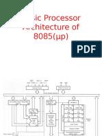 Microprocessor 8085 Architecture