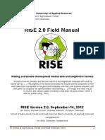 En Manual RISE 2