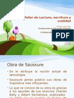 Conceptos Saussureanos