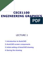 AutoCAD Lecture