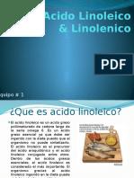 Acido Linoleico & Linolenico
