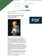 Especial Saramago Folha de S.paulo