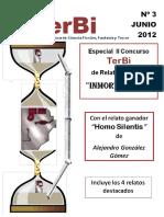 TerBi Revista Nº 3 - Inmortalidad (Varios Autores) Junio 2012