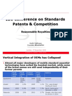 WiseHarbor Mallinson IBC Stds Patents Competition Dec 2015.Amended