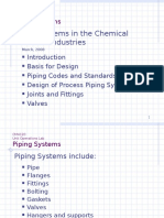 Piping Systems