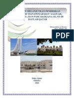Buklet Melanjutkan Studi dan Beasiswa Di Qatar