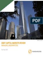 4Q2014 Global Debt Capital Markets Review