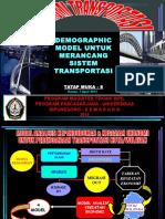 Demographic Model