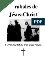Paraboles de Jésus - Maria Valtorta