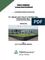 Buku III Resume SVLK IKPP Perawang Rev 01