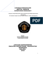 Ratee - Lp Septic Shock