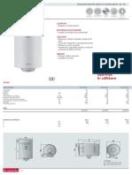 Pliant Boiler Electric Ariston Pro r 100 Litri 585 1466