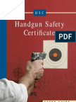 Handgun Safety Certificate Guide