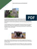 Bahan Megalitikum Dengan Pengertian