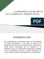 Exposicion de la Nanotecnologia en la Medicina.pptx