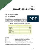 03 Nodes_DED Subelen-Bab 3 Desain Perencanaan Dermaga