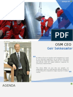 OSM Maritime Group PP