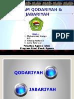 Presentasi Jabariah & Qodariyah