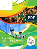Olympic Ticket Guide