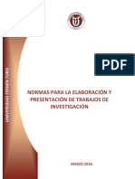 NORMAS PARA LA ELABORACION Y PRESENTACION DE TRABAJOS DE INVESTIGACION-2016.pdf