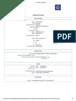 TAE - Formulário de Seleção