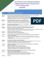 Freyer Programme 2016