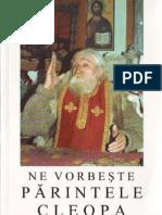 (Ilie Cleopa) Ne Vorbeste Parintele Cleopa. Indrumari Duhovnicesti (04)