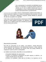 TDAH_ Actividad Para Identificar Una Comunicación Asertiva