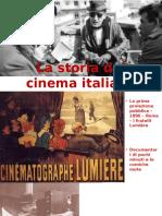 La Storia Del Cinema Italiano