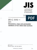 JIS-G3192-2008