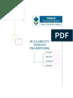 Scalability Testing Framework