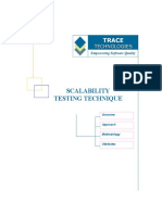 Scalability Testing Techniques