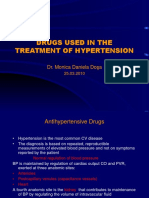 2nd.semester.lecture 3.1-Drugs Used in Hypertension