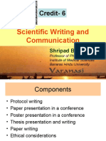 1-Deshpande-scientific Writing and Communication