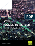 Women in Fintech Powerlist Nov 2016